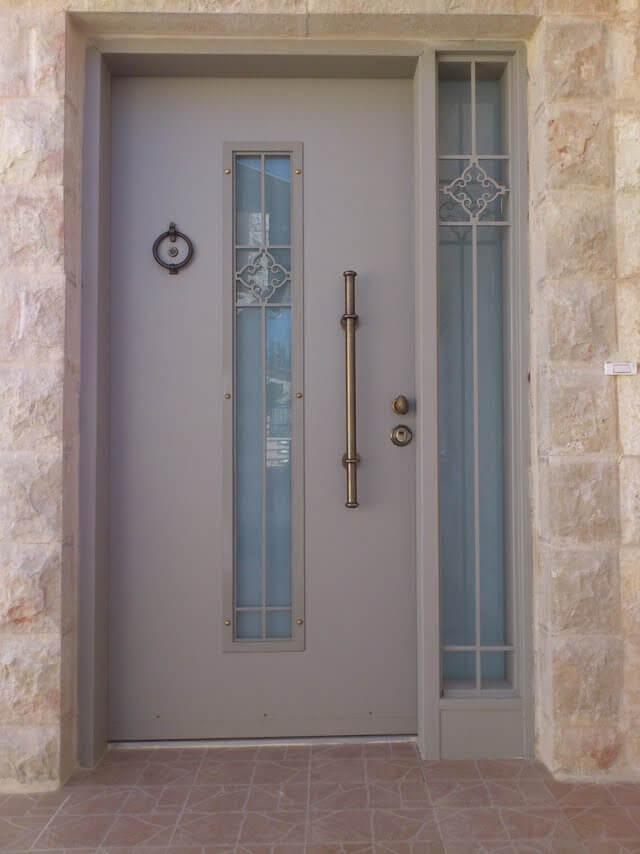 מדהים דלתות כניסה -עיצוב ודלת WF-05
